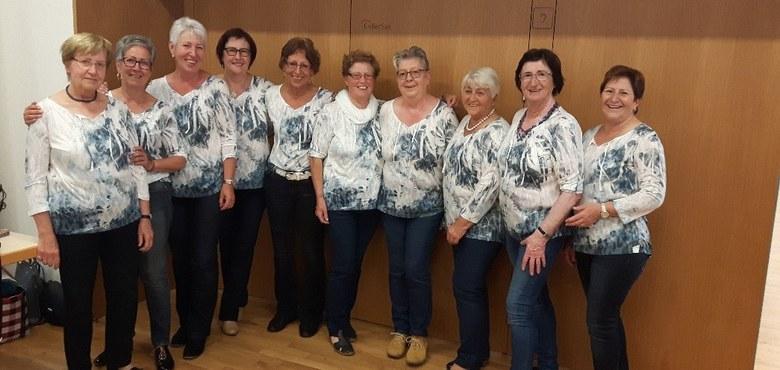 Seniorenachmittag mit Line Dance-Gruppe Bludenz