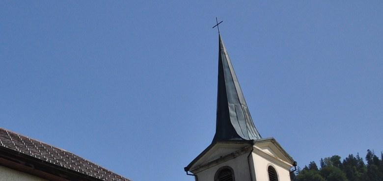 Bregenz - St. Wendelin / Fluh (copyright: Kath Kirche Vorarlberg / Fehle)