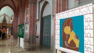 """Vorschaubild Finissage Ausstellung """"Kunst, Toleranz, Flucht"""""""