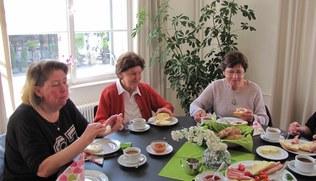 Vorschaubild Frühstück Pfarrblattausträger/innen