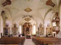 St. Gallus innen