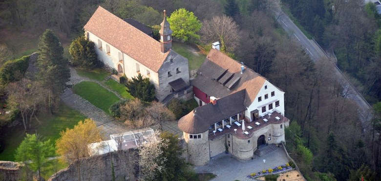 Kapelle auf dem Gebhardsberg