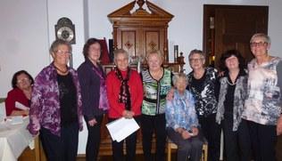 Vorschaubild Abschied der Marianischen Frauenkongregation