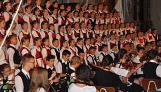 Vorschaubild Konzert Kinderphilharmonie Siebenbürgen