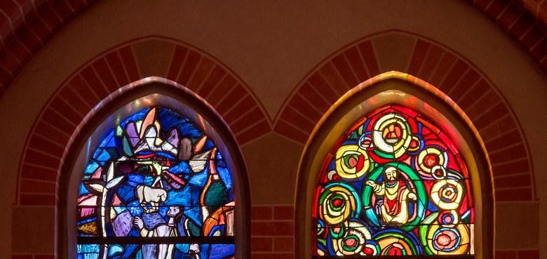 Der Silberaltar - ein glänzendes Glaubensbekenntnis - Kirchenführung