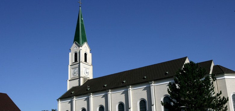 Dornbirn - Hatlerdorf, St. Leopold