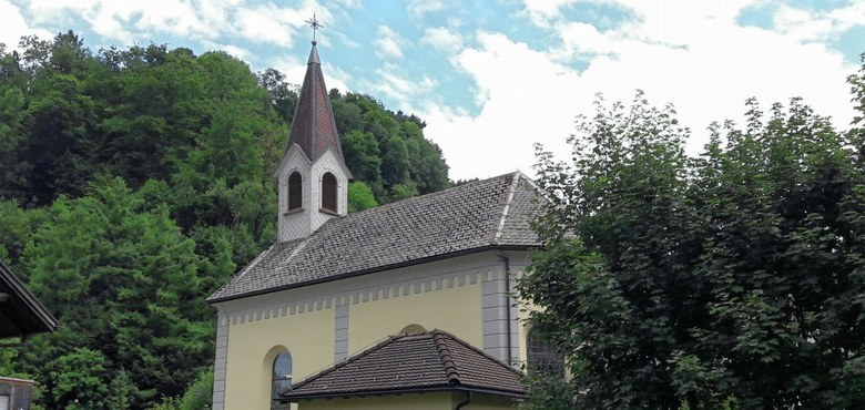 Kapelle Vordere Achmühle