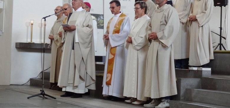 Priesterjubiläum und Pfarrfest
