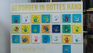 Vorschaubild Erstkommunion 2018 Oberdorf