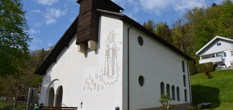 Gütle - Fátimakirche