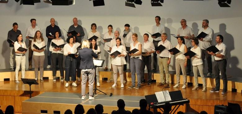 Familiengottesdienst mit den Singing Friends
