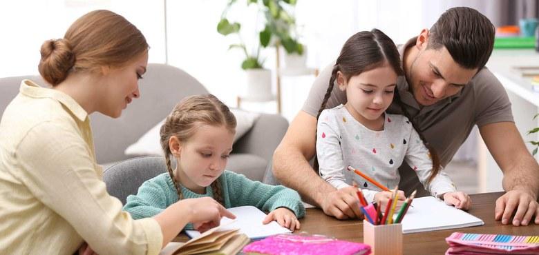 Kinder, Eltern und die liebe Schule...