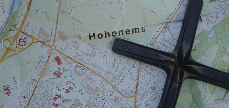 Kirche in Hohenems