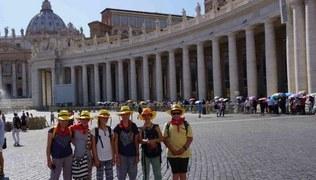 Vorschaubild 2015 Mini-Wallfahrt – Rom