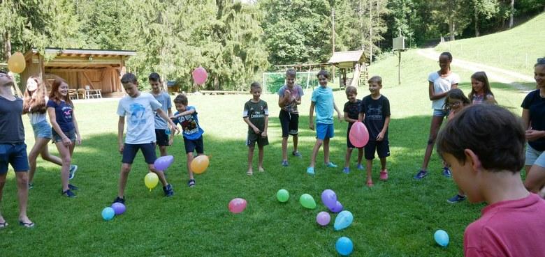 Sommerlager in Krumbach