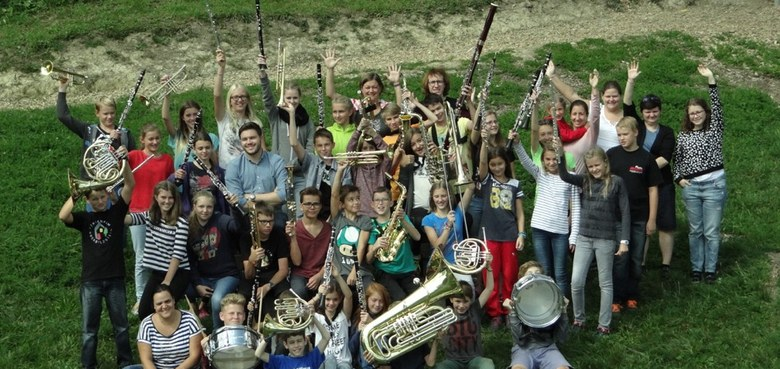 Familienmesse mit der Jugendmusik des MV-Lustenau