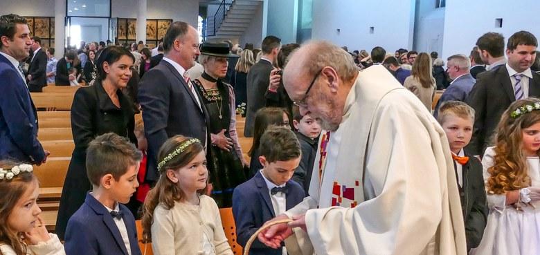 Goldenes Priesterjubiläum und Patrozinium