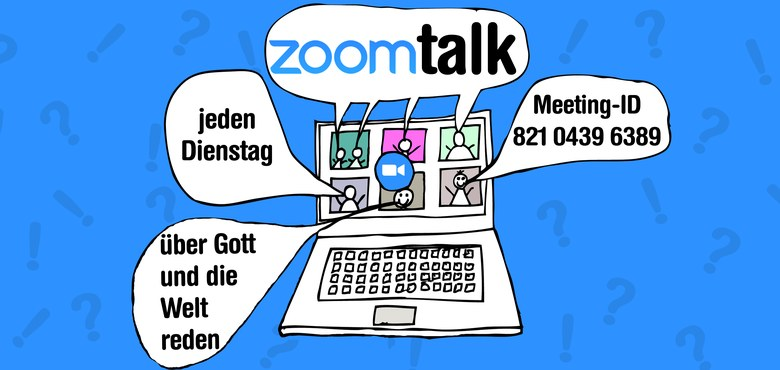 Zoom-Talk der Berufungspastoral