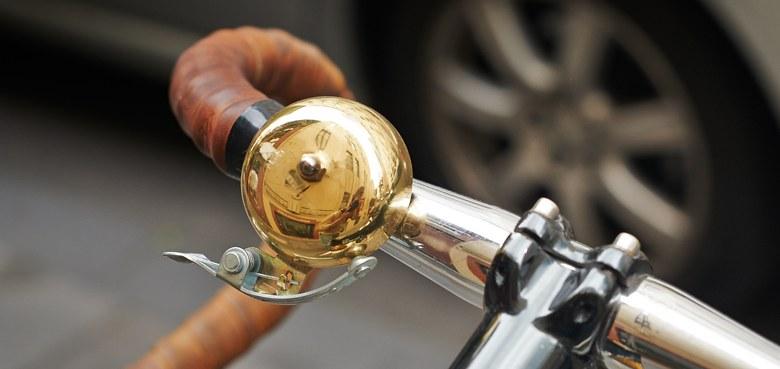 Von Fahrradklingeln und anderen Glocken