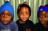 Photo: Caritas / Jungen mit Aids