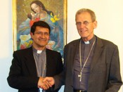 Cabrera EB Besuch Bischof Elmar