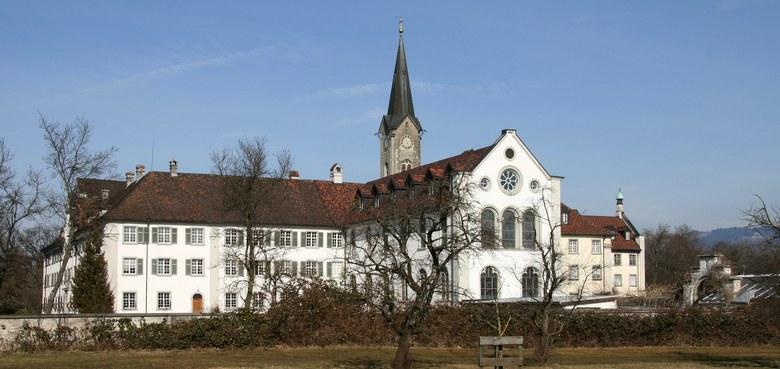 Abtei Mehrerau in Selbstisolation
