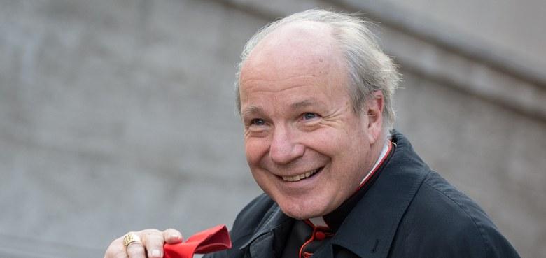Alles Gute, Herr Kardinal!