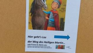 Vorschaubild Martinsweg in Dornbirn St. Martin