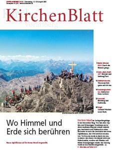 Titel KirchenBlatt Nr. 33/34 vom 13./20. August 2020