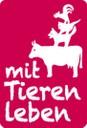 Logo - mit Tieren leben