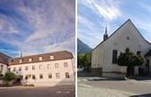 Photo: Kloster Bezau, Kloster Bludenz (Tobias 1984/wikicommons)