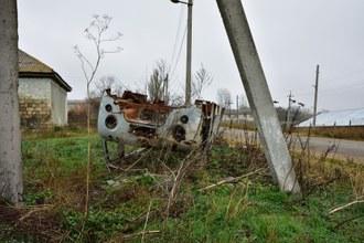 Moldau November 2017 - Zwischenstopp