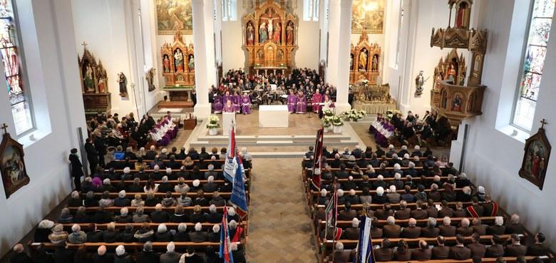 Altarweihe in Lauterach