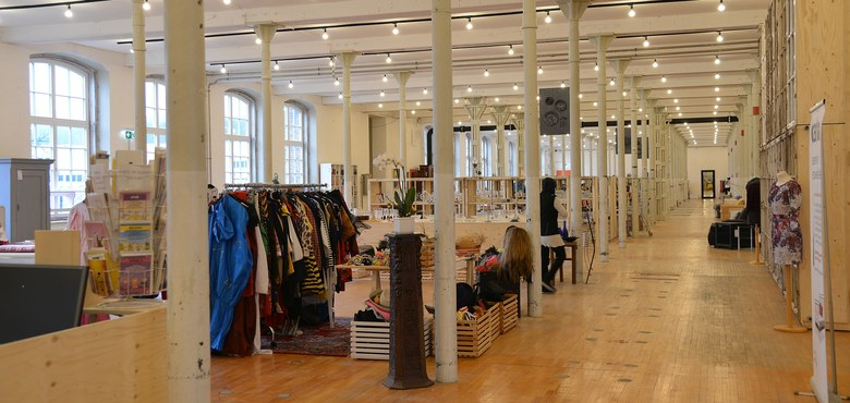carla Store: die andere Einkaufs- und Arbeitswelt