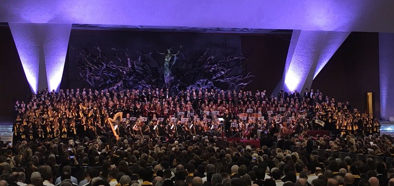 III. Internationales Chortreffen im Vatikan