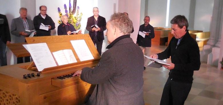 Gregorianik-Workshop in Bregenz