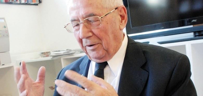 Pfarrer i. R. Adolf Huber verstorben