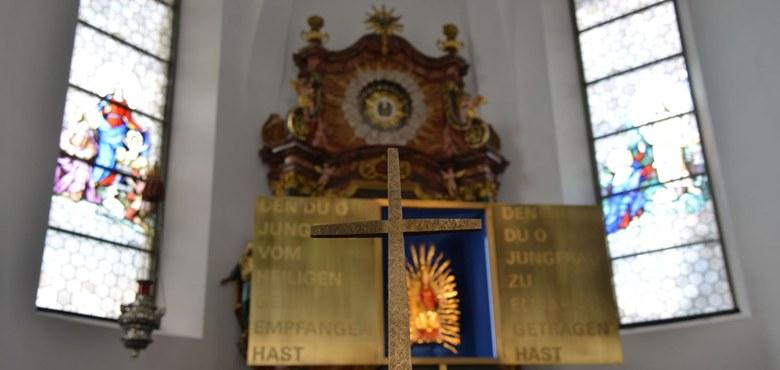 Countdown in Bildstein – Am Sonntag wird die Wallfahrtskirche zur Basilika