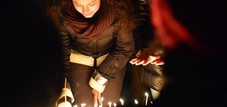 Solidarität, die sichtbar wird – Interreligiöses Friedensgebet in Feldkirch