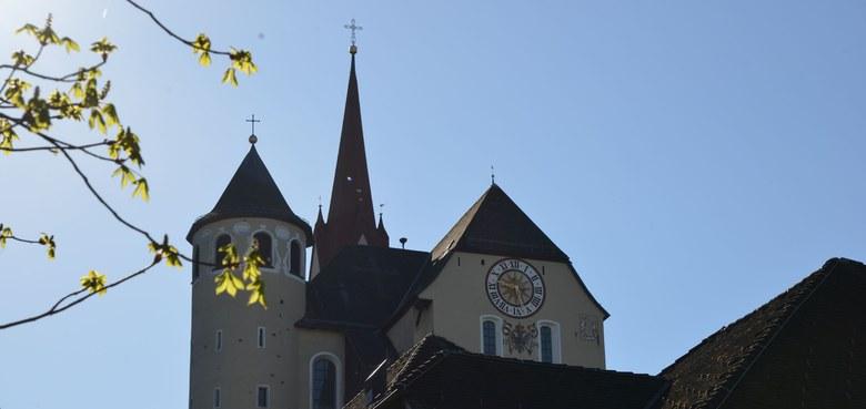 Weitere Radiogottesdienste und Wallfahrt des Bischofs am 1. Mai