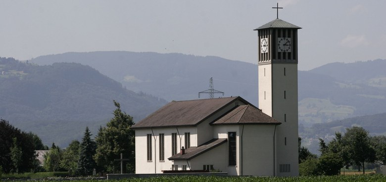 Brederis - St. Eusebius (copyright: Kath Kirche Vorarlberg / Mathis)