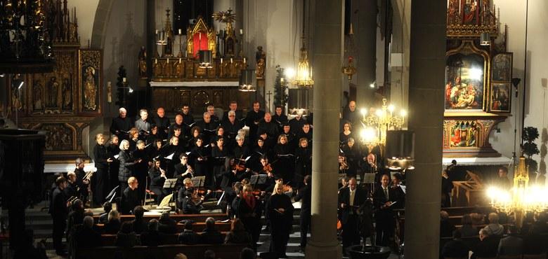 Musik im Gottesdienst - Palmsonntag