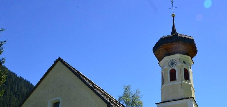 Gargellen - Hl. Maria Magdalena (copyright: Kath. Kirche Vorarlberg / Blum)