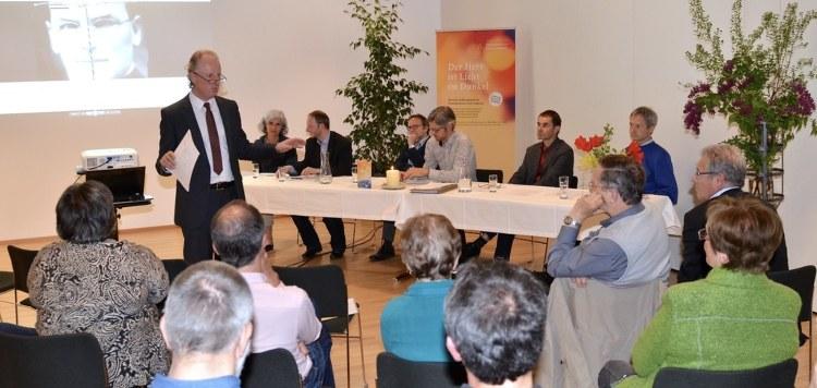 Generalversammlung Freundeskreis Carl Lampert