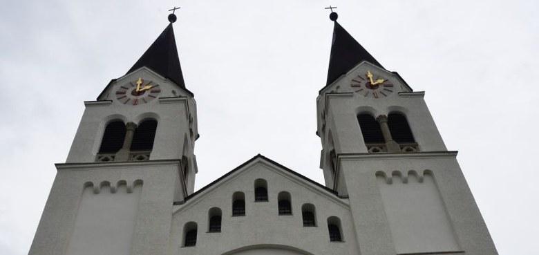 Götzis - Hl. Ulrich (copyright: Kath. Kirche Vorarlberg / Blum)