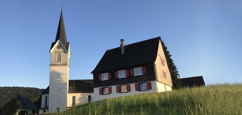 Hohenweiler - Hl. Georg (copyright: Kath. Kirche Vorarlberg / Blum)