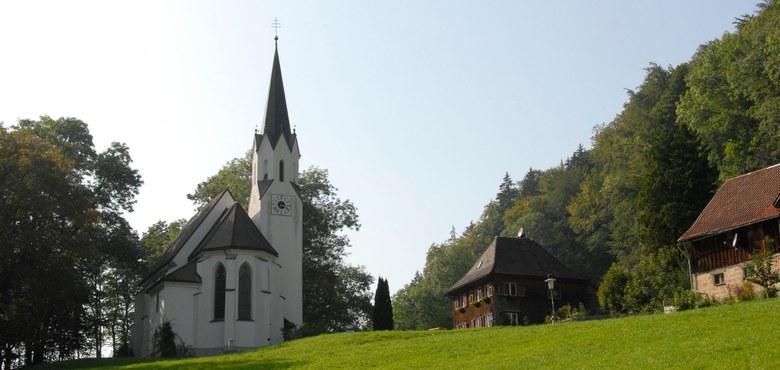 Meschach - Hl. Wolfgang (copyright: Friedrich Böhringer / Wikicommons)