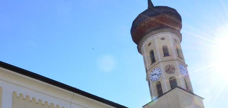 Schruns - Hl. Jodok (copyright: Kath. Kirche Vorarlberg / Blum)
