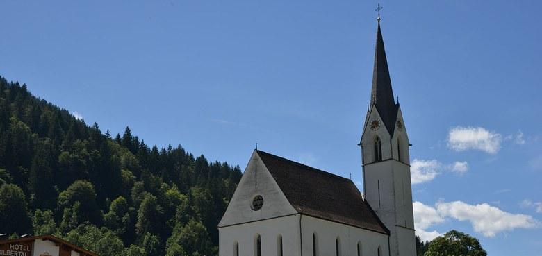 Silbertal - Hll. Josef und Nikolaus (copyright: Friedrich Böhringer / Wikicommons)