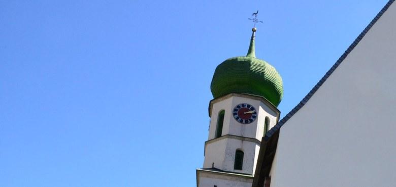 St. Gallenkirch - Hl. Gallus (copyright: Kath. Kirche Vorarlberg / Blum)